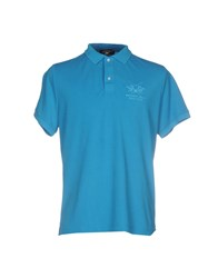 Beverly Hills Polo Club Topwear Shirts Azure