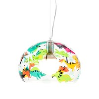 Kartell Children's Fl Y Ceiling Light Dinosaur Multi