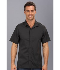 Arc'teryx Transept Ss Shirt Graphite Men's Short Sleeve Button Up Gray