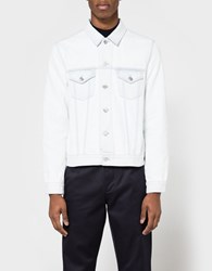 Acne Studios Who Bleached Jacket Bleached Indigo