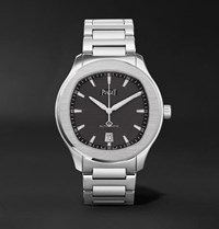 Piaget Polo S Automatic 42Mm Stainless Steel Watch Unknown