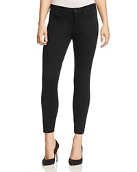 Nydj Dylan Skinny Ankle Jeans In Black