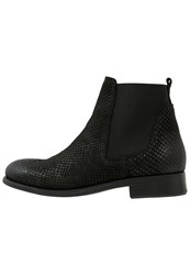 Pieces Psizi Boots Black