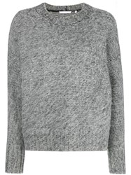 Helmut Lang Loose Fitted Sweater Black