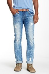 X Ray Premium Washed Skinny Jean Blue
