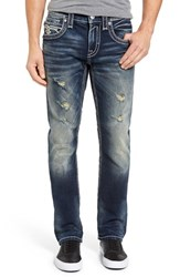 Rock Revival Men's Straight Leg Jeans