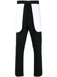 Unravel Project Relaxed Trousers Black