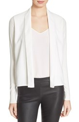 Women's Ted Baker London 'Faiyly' Mixed Media Cardigan