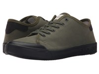 Rag And Bone Standard Issue Lace Up Olive Black