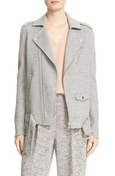 Theory Women's Tralsmin Wool And Cashmere Moto Jacket