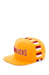 Mitchell And Ness Cavaliers Hardwood Classics Night Snapback Blue