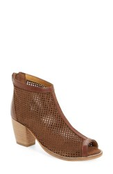 Charles By Charles David Women's Unify Bootie Cuoio Suede
