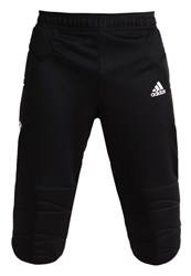 Adidas Performance Tierro 3 4 Sports Trousers Black