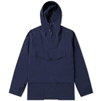Ymc Nuts In May Smock Jacket Blue