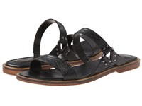 Enzo Angiolini Eajuliah Black Synthetic Women's Sandals