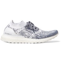 Adidas Sport Ultra Boost Uncaged Primeknit Running Sneakers Storm Blue