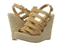 Chinese Laundry Dance Party Camel Women's Wedge Shoes Tan