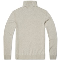Ami Alexandre Mattiussi Ami Turtleneck Knit Grey