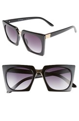 A. J. Morgan Women's A.J. Cropduster 52Mm Sunglasses