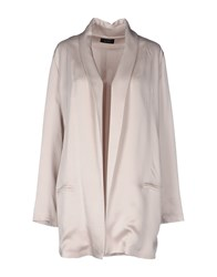 Malaica Suits And Jackets Blazers Women Beige