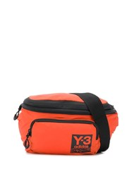 Y 3 Icon Belt Bag Orange