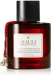 Mauli Rituals Sacred Union Scent And Dry Oil