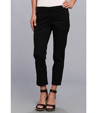 Kut From The Kloth Relaxed Trouser Crop Black Women's Casual Pants