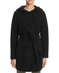 Marc New York Flair Belted Coat Black