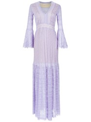 Cecilia Prado Knitted Maxi Dress Unavailable