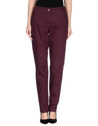 Gardeur Denim Pants Deep Purple