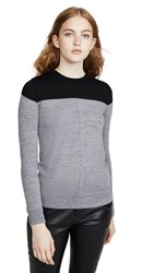 Club Monaco Mackenzie Sweater Grey Mix
