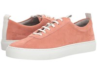 Grenson Suede Sneaker Seashell Shoes White