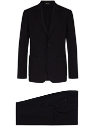Z Zegna Wash And Go Wool Suit Jacket 60