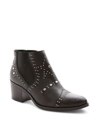 Andre Assous Frankie Studded Chelsea Boots Black