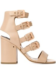 Laurence Dacade 'Kloe' Sandals Nude And Neutrals