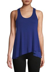 Electric Yoga Loose Tank Top Royal Blue