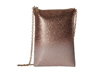 Jessica Mcclintock Gina Ombre Shoulder Bag Rose Gold Shoulder Handbags