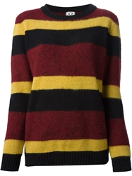Douuod 'Zucchina' Striped Sweater Multicolour