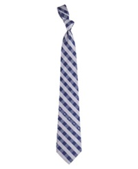 Eagles Wings Kansas City Royals Checked Tie Team Color