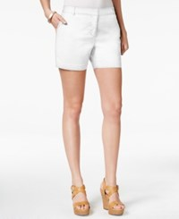 G.H. Bass And Co. Chino Shorts White