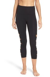 Beyond Yoga Women's Wide Band Stacked Capris
