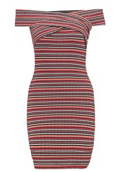 New Look Sunny Jersey Dress Red