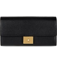 Mulberry Cheyne Leather Wallet Black