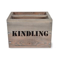 Garden Trading Kindling Box Wooden