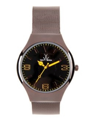 Toywatch Wrist Watches Dark Brown