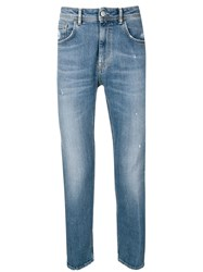 Haikure Slim Fit Jeans Blue