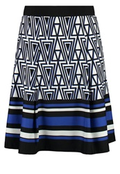 Anna Field Aline Skirt Blue