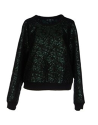 Blk Dnm Sweatshirts Dark Green
