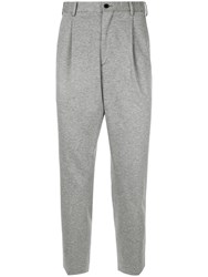 Loveless Jersey Trousers Grey