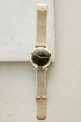 Anthropologie Chiswick Watch Gold
